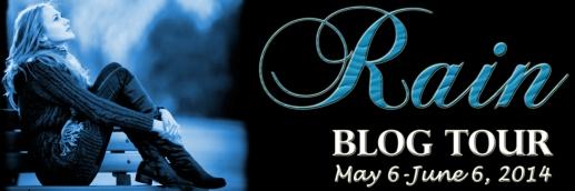 Rain Blog Tour Header